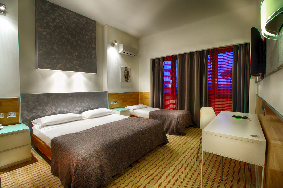Hotel Raganelli Rome Photo Gallery